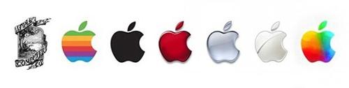 苹果的品牌故事